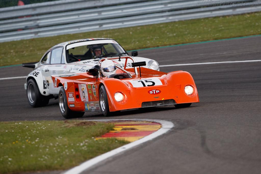 Chevron B19 - Chassis: B19-71-4 - Driver: John Emberson / Bill Wykeham - 2018 Spa Classic