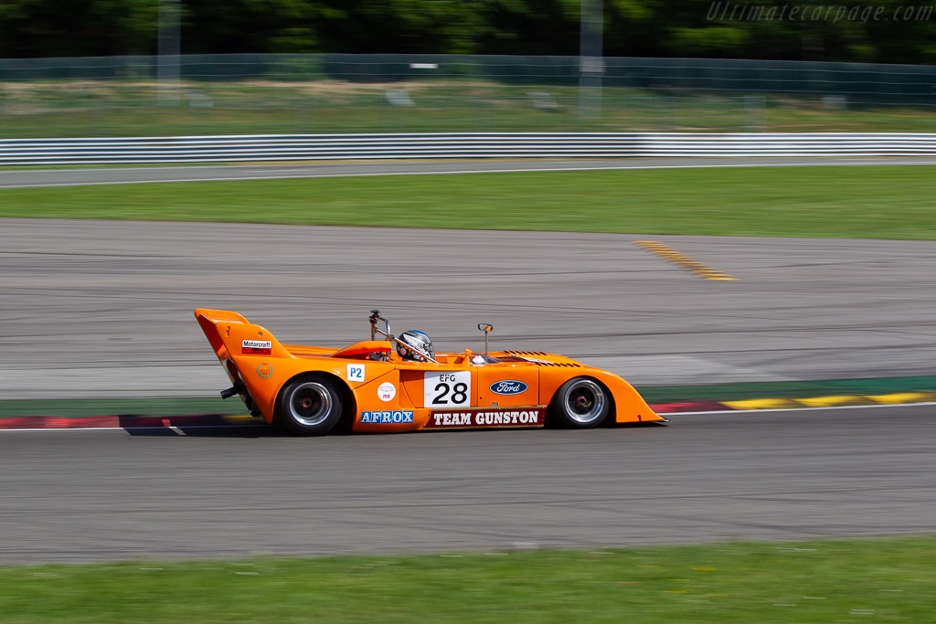 Chevron B26 - Chassis: B26-74-02 - Driver: Roger Wills / Martin O'Connell  - 2018 Spa Classic