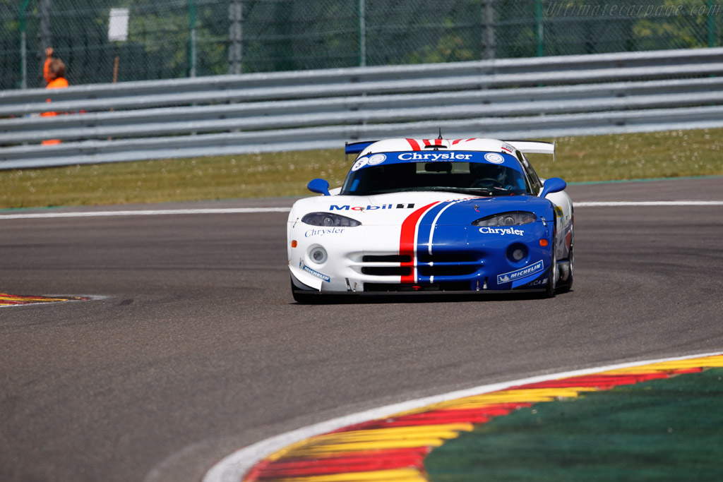 Chrysler Viper GTS-R - Chassis: C20 - Driver: Olivier Bouquet  - 2018 Spa Classic