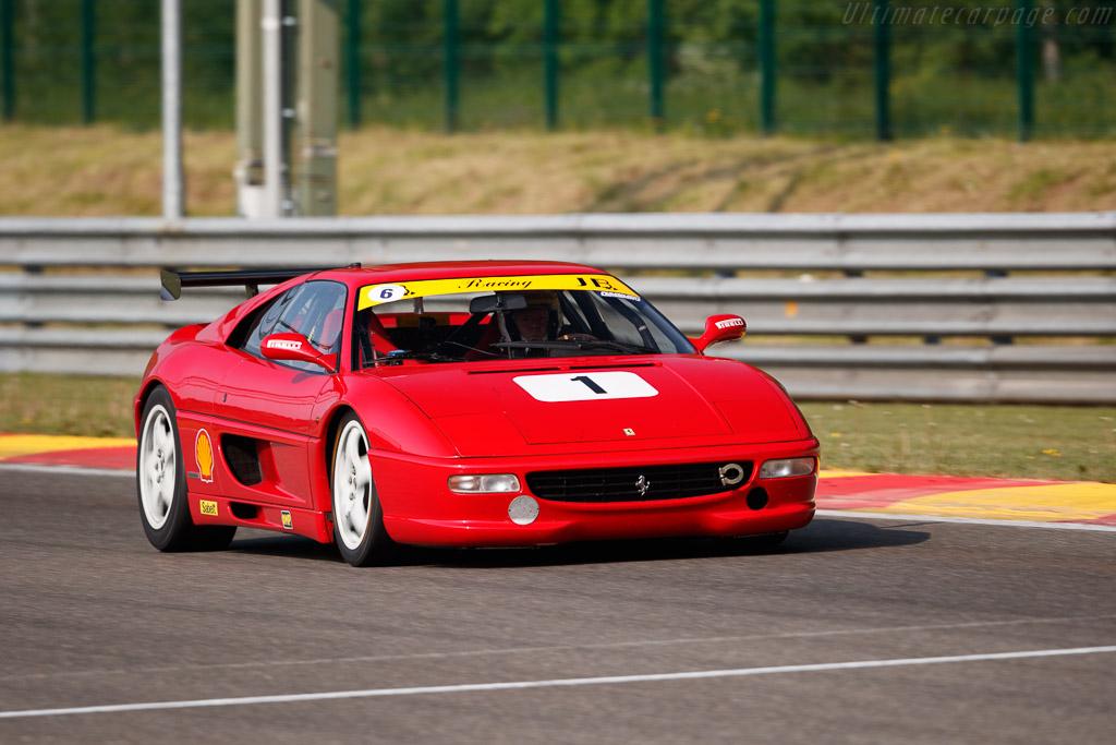 Ferrari 355 Challenge - Chassis: 104522 - Driver: Mark Van Cutsem  - 2018 Spa Classic