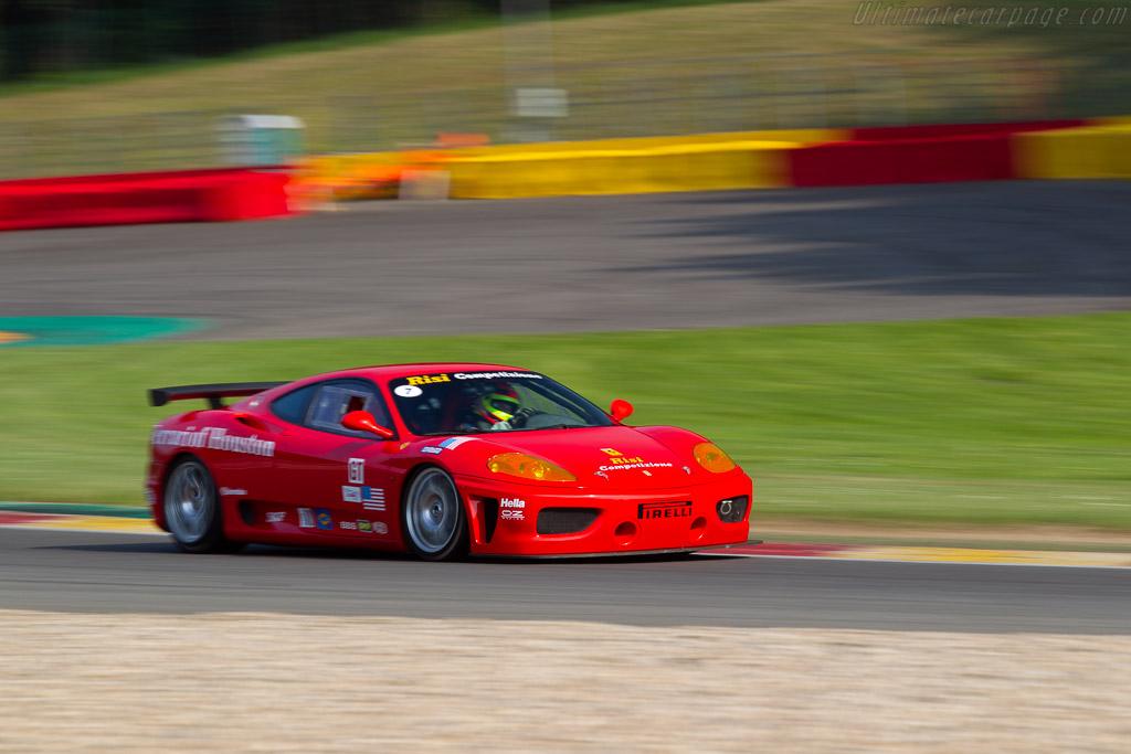 Ferrari 360 Modena GT - Chassis: 118768 - Driver: Heiko Ostmann  - 2018 Spa Classic