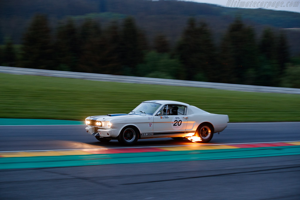 2018 Shelby Gt350 >> Ford Shelby Mustang GT350 - Chassis: SFM6S943 - Driver: Christian Dumolin / Pierre-Alain Thibaut ...