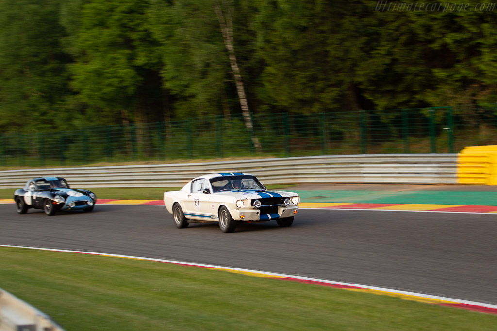Ford Shelby Mustang GT350 - Chassis: SFM6S508 - Driver: Thomas Studer - 2018 Spa Classic