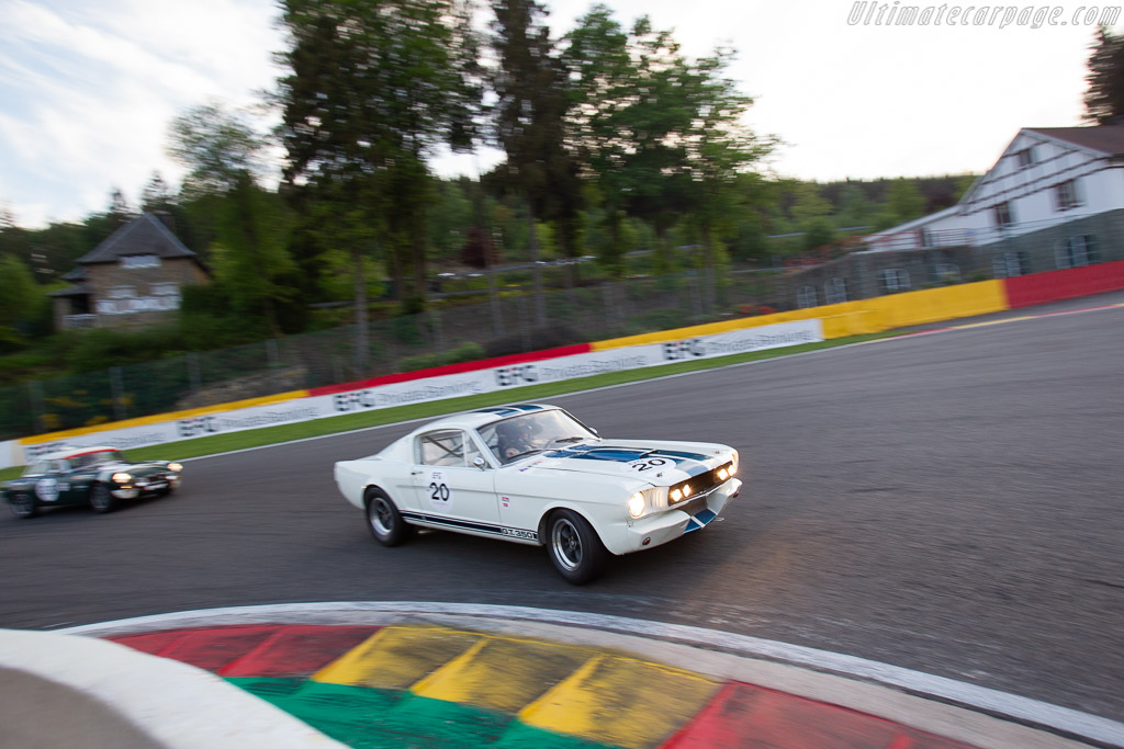 Ford Shelby Mustang GT350 - Chassis: SFM6S943 - Driver: Christian Dumolin / Pierre-Alain Thibaut  - 2018 Spa Classic