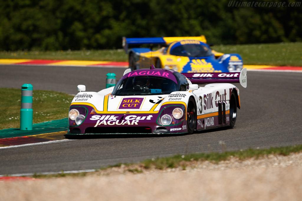 Jaguar XJR-8 - Chassis: J12-C-187 - Driver: Shaun Lynn  - 2018 Spa Classic