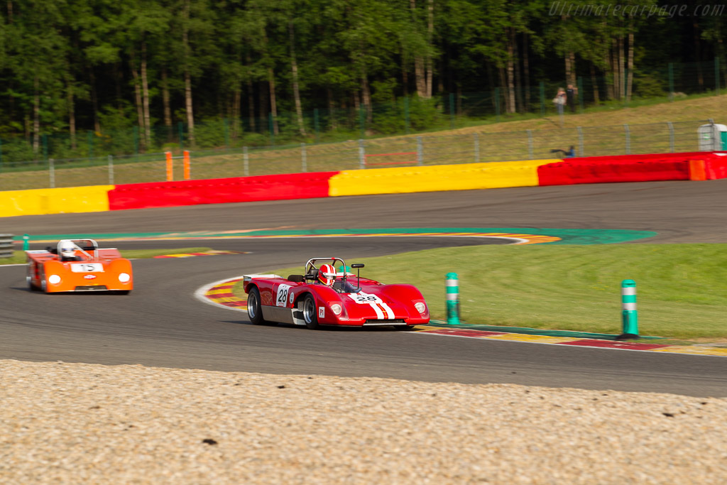 Lola T210 - Chassis: SL210/06 - Driver: Nick Pink  - 2018 Spa Classic