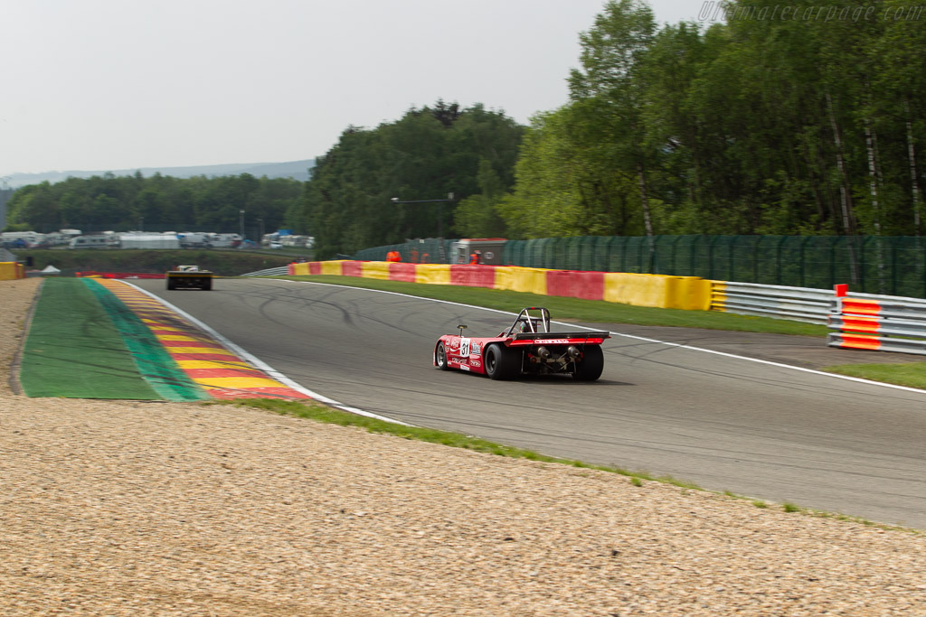 Lola T280 - Chassis: HU3 - Driver: Carlos Barbot  - 2018 Spa Classic