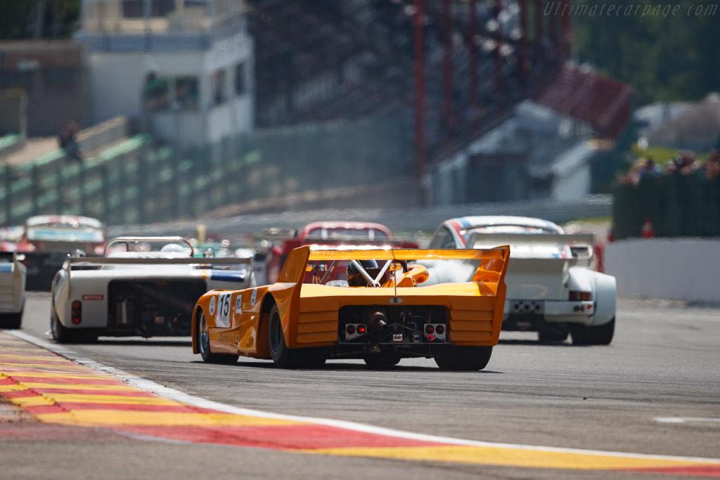 Lola T290 - Chassis: HU23 - Driver: Michel Baudoin  - 2018 Spa Classic