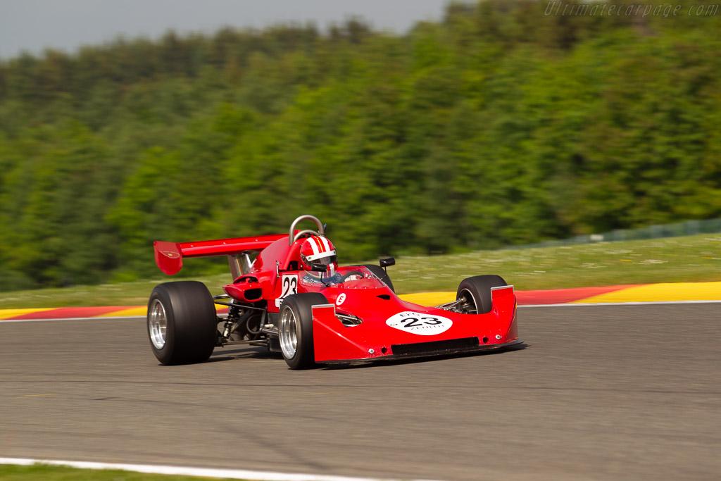 Lola T360 - Chassis: HU8 - Driver: Nick Pink  - 2018 Spa Classic