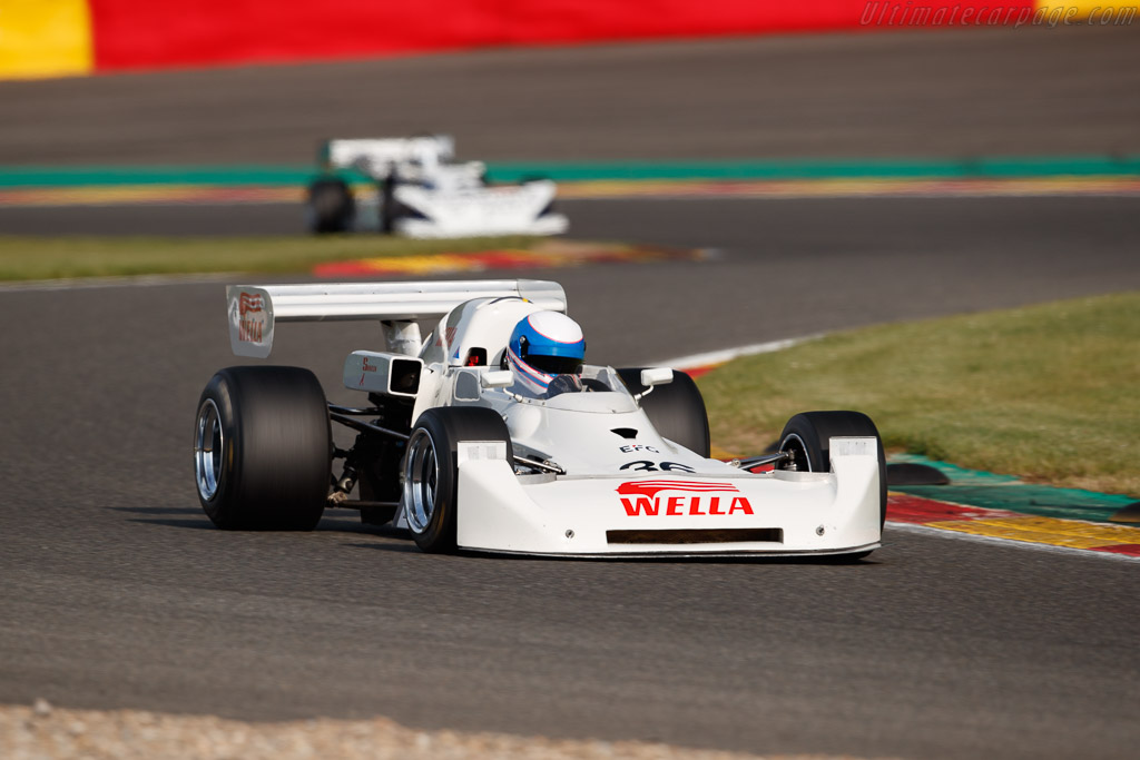 Lola T360 - Chassis: HU18 - Driver: Mark Piercy  - 2018 Spa Classic