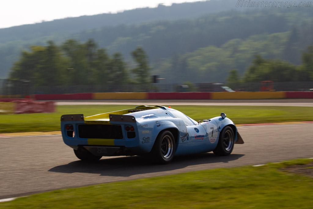 Lola T70 Mk3 - Chassis: SL73/132 - Driver: Toni Seiler  - 2018 Spa Classic
