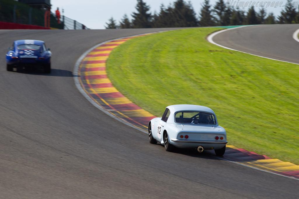 Lotus Elan 26R  - Driver: Goncalo Gomes / James Claridge  - 2018 Spa Classic