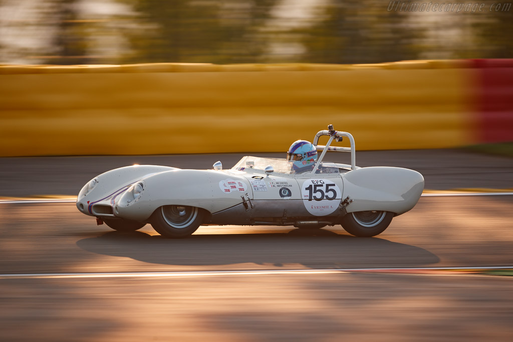 Lotus Eleven - Chassis: 248 - Driver: Franco Meiners - 2018 Spa Classic