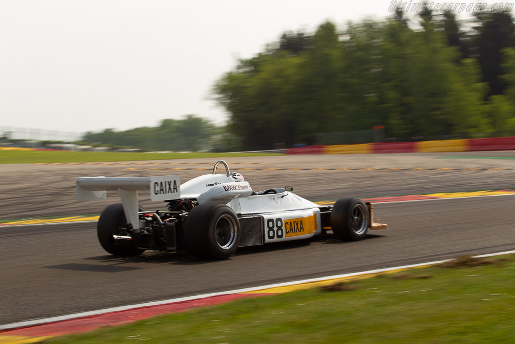March 762 - Chassis: 762-2   - 2018 Spa Classic