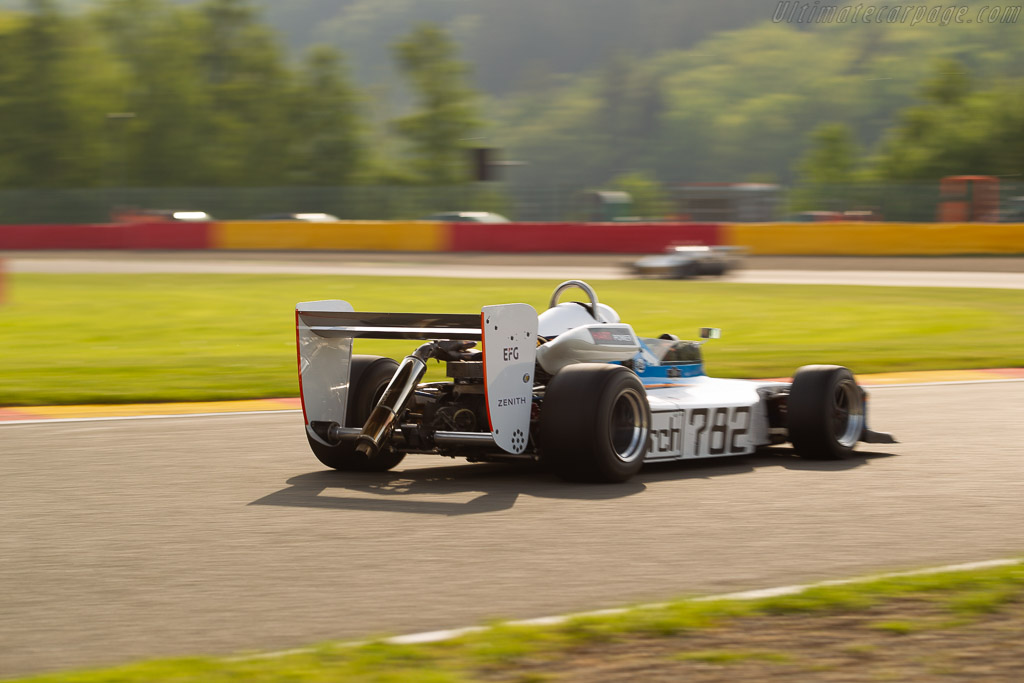March 782 - Chassis: 782-28 - Driver: Torgny Johansson  - 2018 Spa Classic