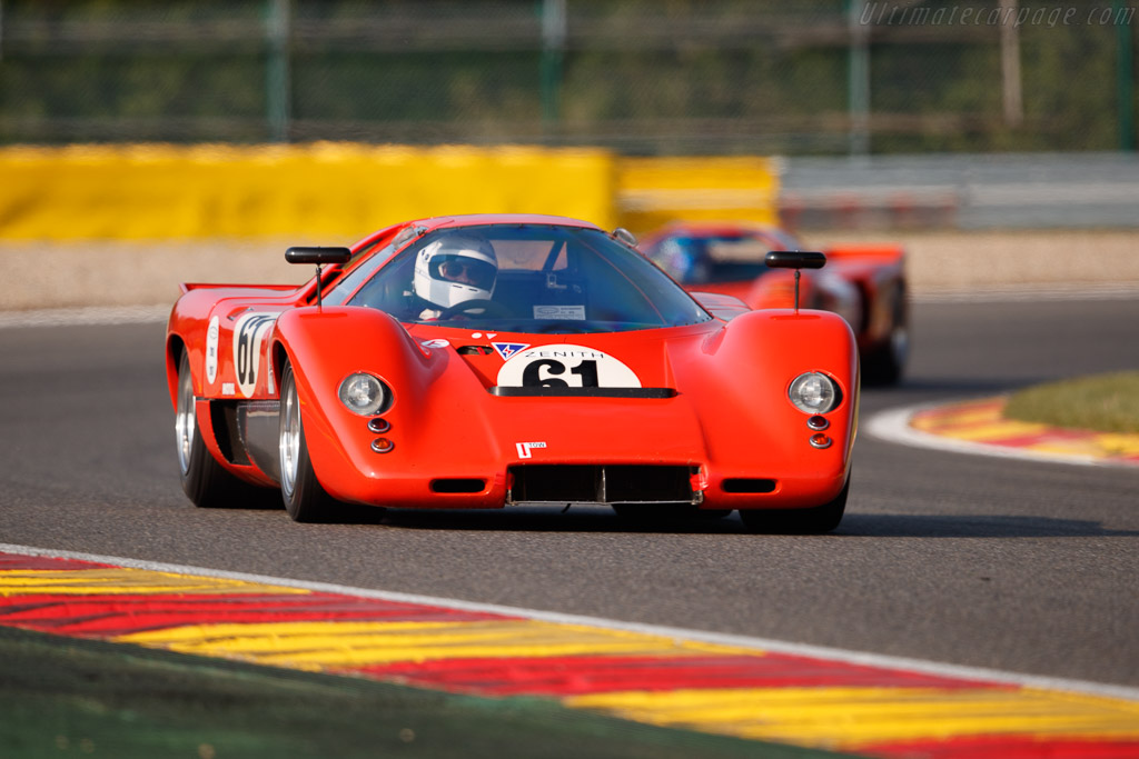 McLaren M6 GT - Chassis: 50-31 - Driver: Thomas Studer  - 2018 Spa Classic
