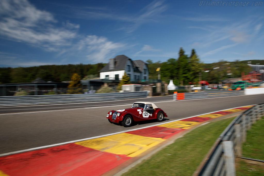 Morgan +4 Super Sport - Chassis: 5125 - Driver: Gaël Regent / Gilles Couraudon - 2018 Spa Classic