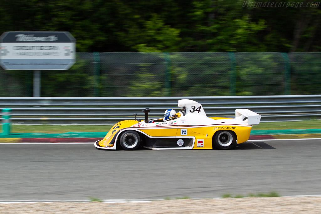 Osella PA6 - Chassis: PA6/7-010 - Driver: Wolf Zweifler  - 2018 Spa Classic