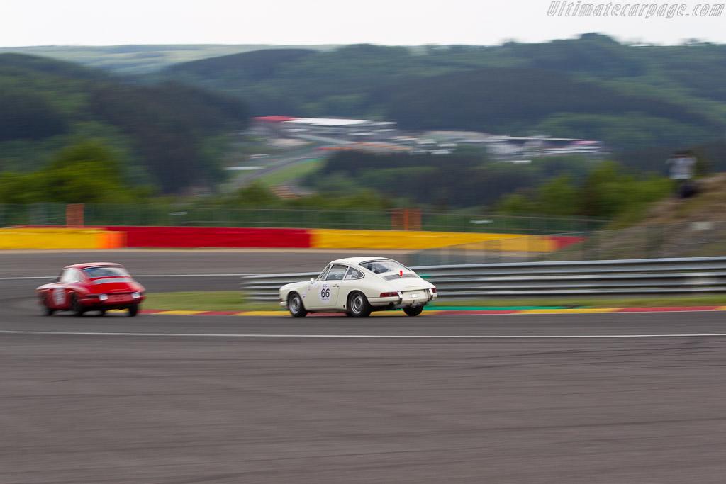 Porsche 911 - Chassis: 304289 - Driver: Karsten Le Blanc / Marc de Siebenthal  - 2018 Spa Classic