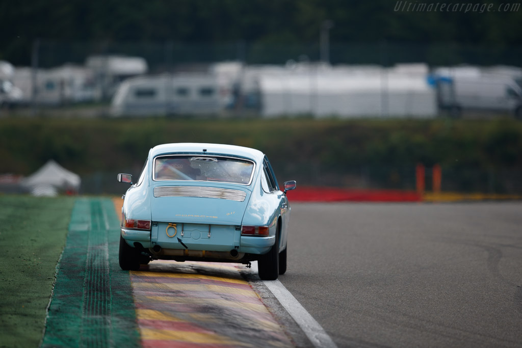 Porsche 911 - Chassis: 300241 - Driver: Andrew Smith / Oliver Bryant  - 2018 Spa Classic