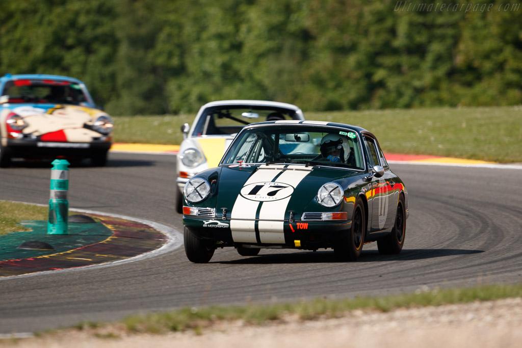 Porsche 911 - Chassis: 303100 - Driver: Dean Desantis / David Hinton  - 2018 Spa Classic
