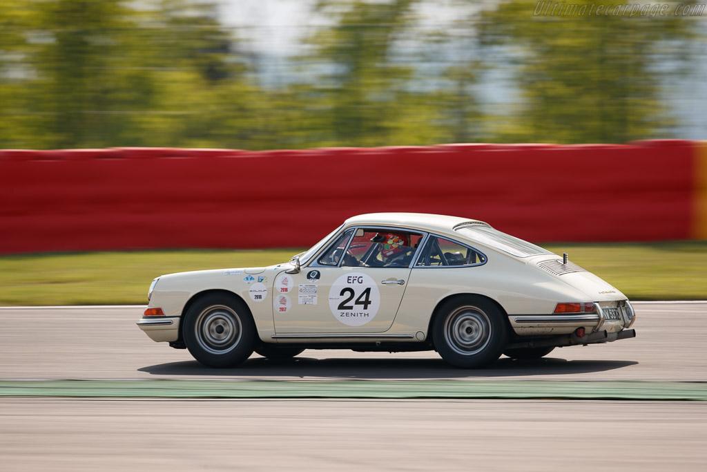 Porsche 911 - Chassis: 303330 - Driver: Didier Denat  - 2018 Spa Classic