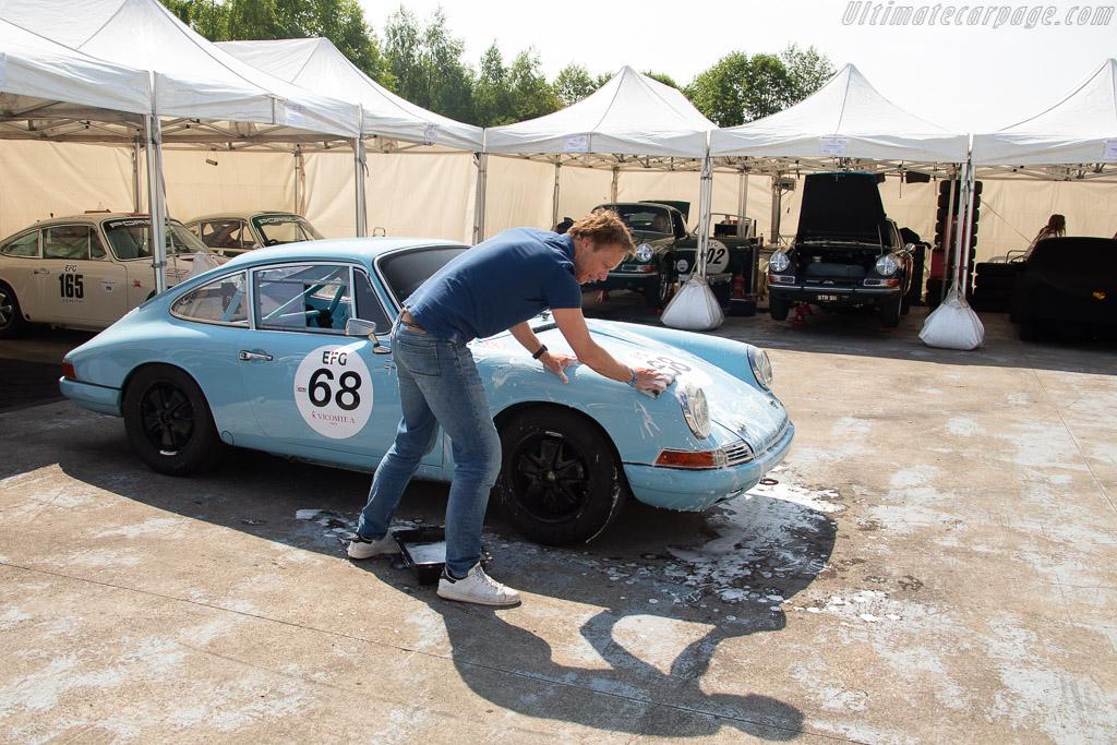 Porsche 911 - Chassis: 303498 - Driver: Michiel Van Duijvendijk / Pascal Pandelaar  - 2018 Spa Classic