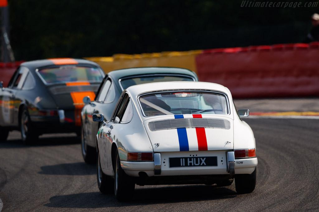Porsche 911 - Chassis: 301085 - Driver: David Huxley / Nigel Greensall  - 2018 Spa Classic