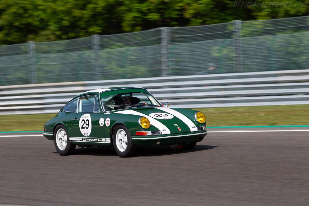 Porsche 911 - Chassis: 303757 - Driver: Uwe Bruschnik / Robert Haug  - 2018 Spa Classic