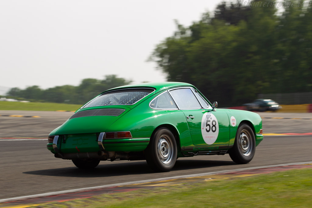Porsche 911 - Chassis: 301129 - Driver: Afschin Fatemi  - 2018 Spa Classic