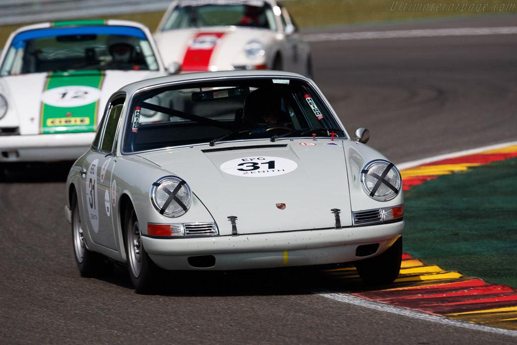Porsche 911 - Chassis: 302992 - Driver: Diego Candano / Alex de Regero  - 2018 Spa Classic