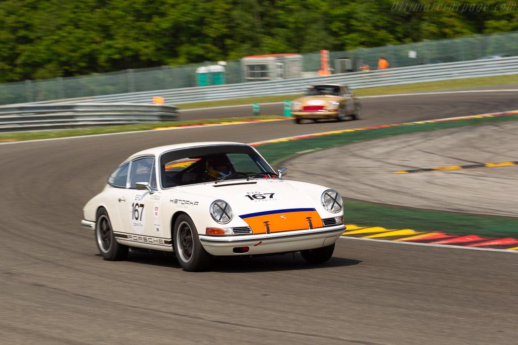 Porsche 911  - Driver: Sandy Watson / Martin O'Connell - 2018 Spa Classic