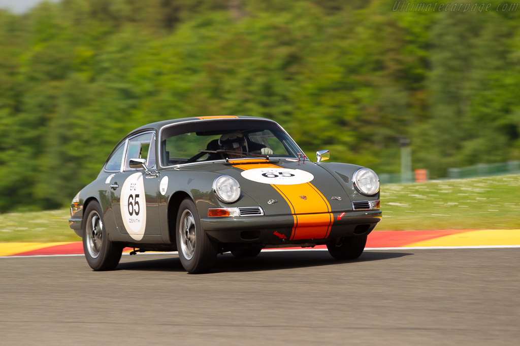 Porsche 911 - Chassis: 300586 - Driver: Erwin van Lieshout  - 2018 Spa Classic