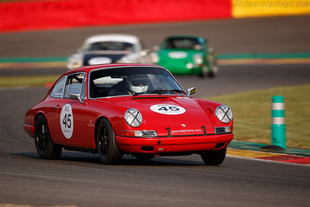 Porsche 911 - Chassis: 301418 - Driver: Paul Stephens  - 2018 Spa Classic