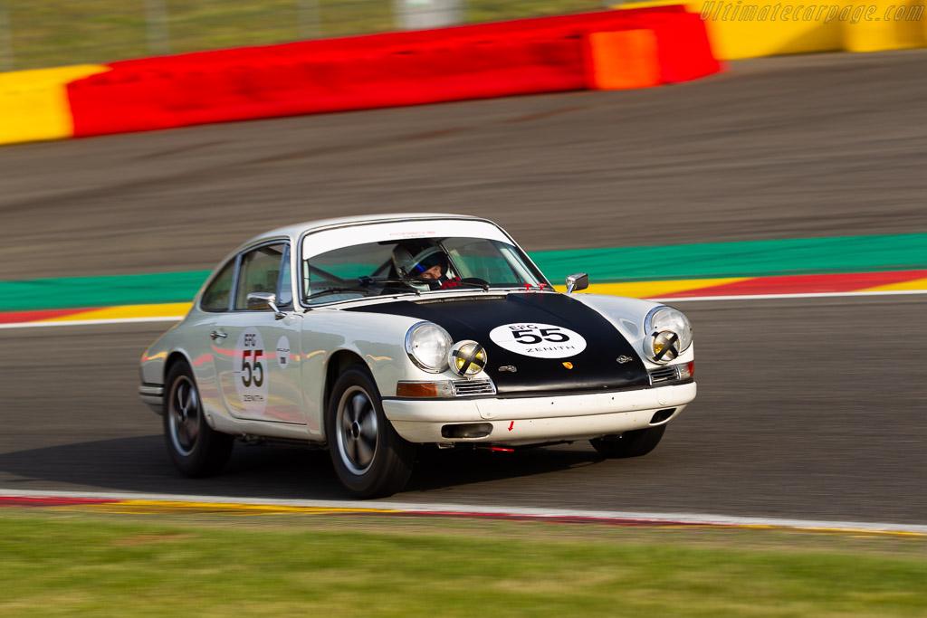 Porsche 911 - Chassis: 302534 - Driver: Christophe van Riet / Caroline Grifnée  - 2018 Spa Classic