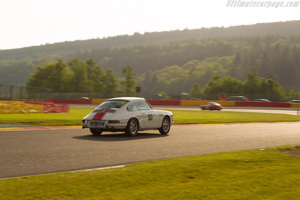 Porsche 911 - Chassis: 302060 - Driver: Mark Bates  - 2018 Spa Classic