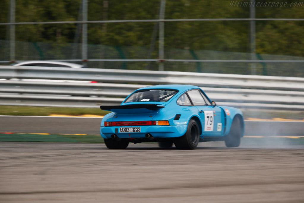 Porsche 911 Carrera 3.0L - Chassis: 911 460 9069 - Driver: Michael Speyer / Claudio Roddaro  - 2018 Spa Classic