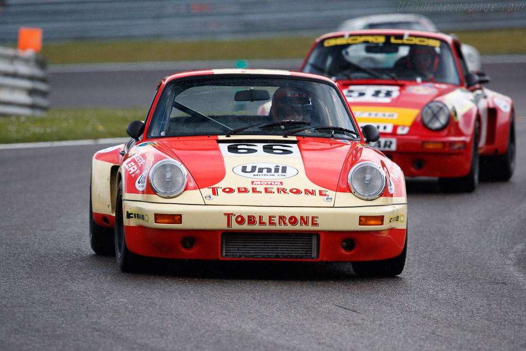 Porsche 911 Carrera RSR 3.0 - Chassis: 911 460 9058 - Driver: Didier Denat  - 2018 Spa Classic