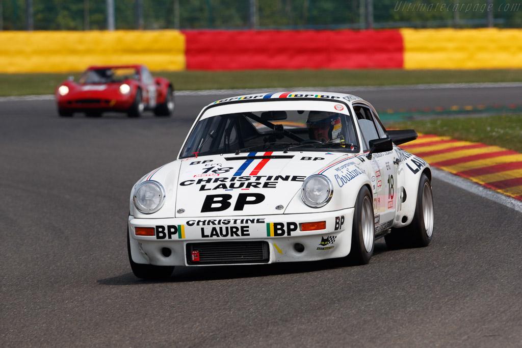 Porsche 911 Carrera RSR 3.0 - Chassis: 911 460 9107 - Driver: Thierry de Latre du Bosqueau  - 2018 Spa Classic