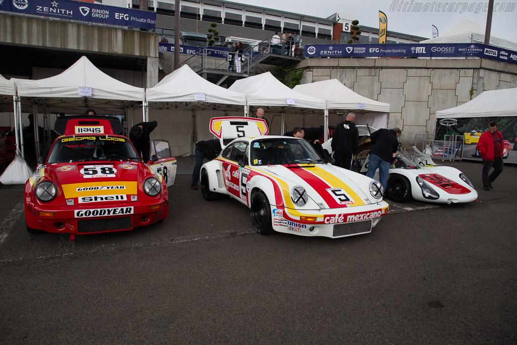 Porsche 911 Carrera RSR 3.0 - Chassis: 911 560 9115 - Driver: Rainer Becker  - 2018 Spa Classic