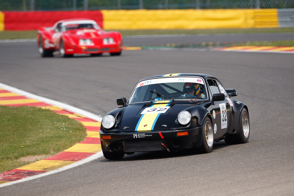 Porsche 930 Turbo - Chassis: 930 670 0426 - Driver: Nelson  - 2018 Spa Classic
