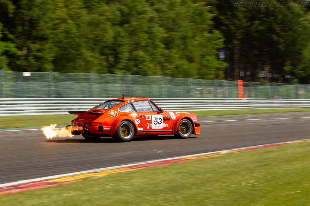 Porsche 934 - Chassis: 930 670 0168 - Driver: Maurizio Fratti / Andrea Cabianca  - 2018 Spa Classic
