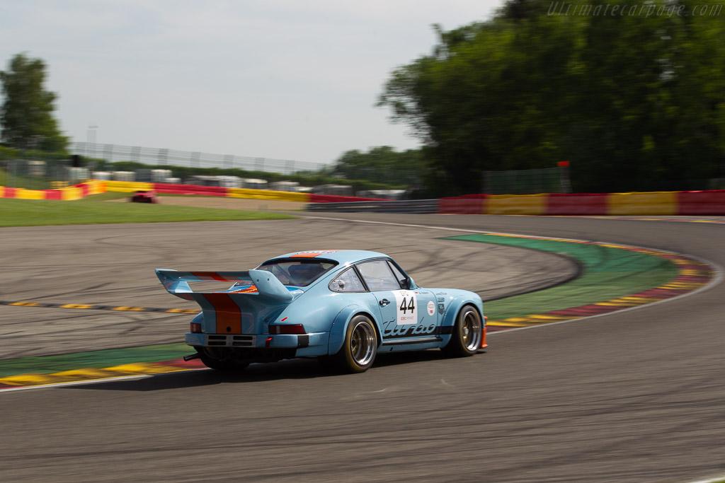 Porsche 934/5 - Chassis: 911 660 9057 - Driver: Afschin Fatemi  - 2018 Spa Classic
