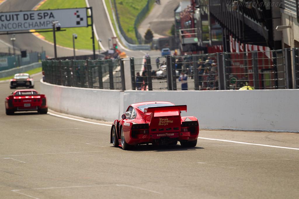 Porsche 935 K3 - Chassis: 009 00016 - Driver: Urs Beck / Rainer Becker  - 2018 Spa Classic