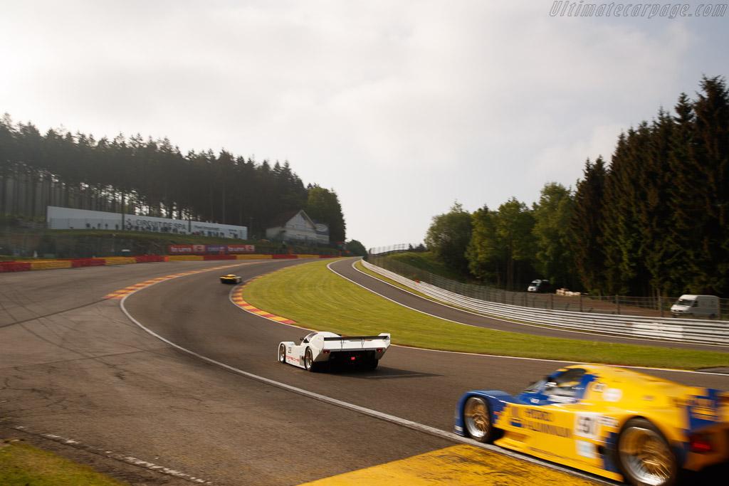 Porsche 962C - Chassis: 962-174 - Driver: Claudio Roddaro / Jean-Philippe Grand  - 2018 Spa Classic