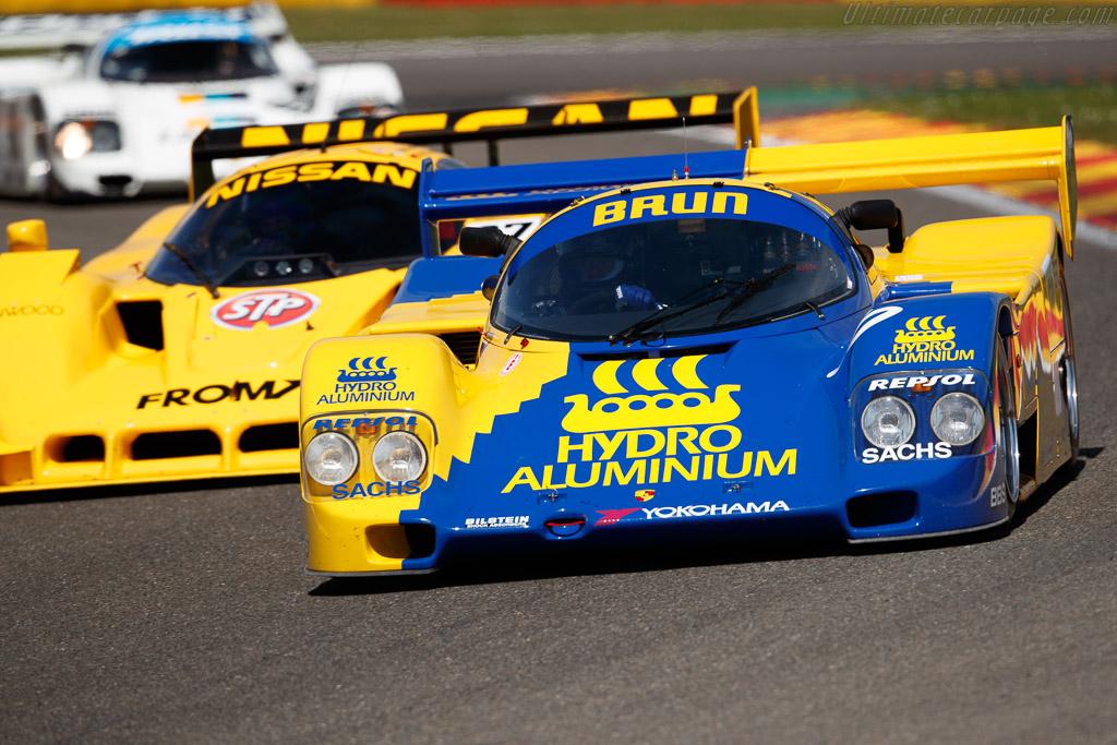 Porsche 962C - Chassis: 962-003BM - Driver: Paul Higgins / Andrew Higgins  - 2018 Spa Classic