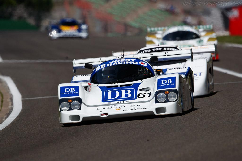 Porsche 962C - Chassis: 962-144 - Driver: Max von Braunmühl - 2018 Spa Classic