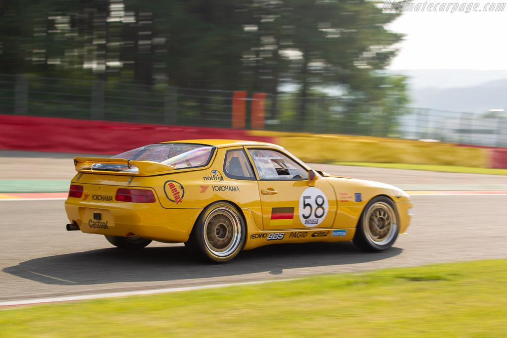 Porsche 968 Turbo RS   - 2018 Spa Classic