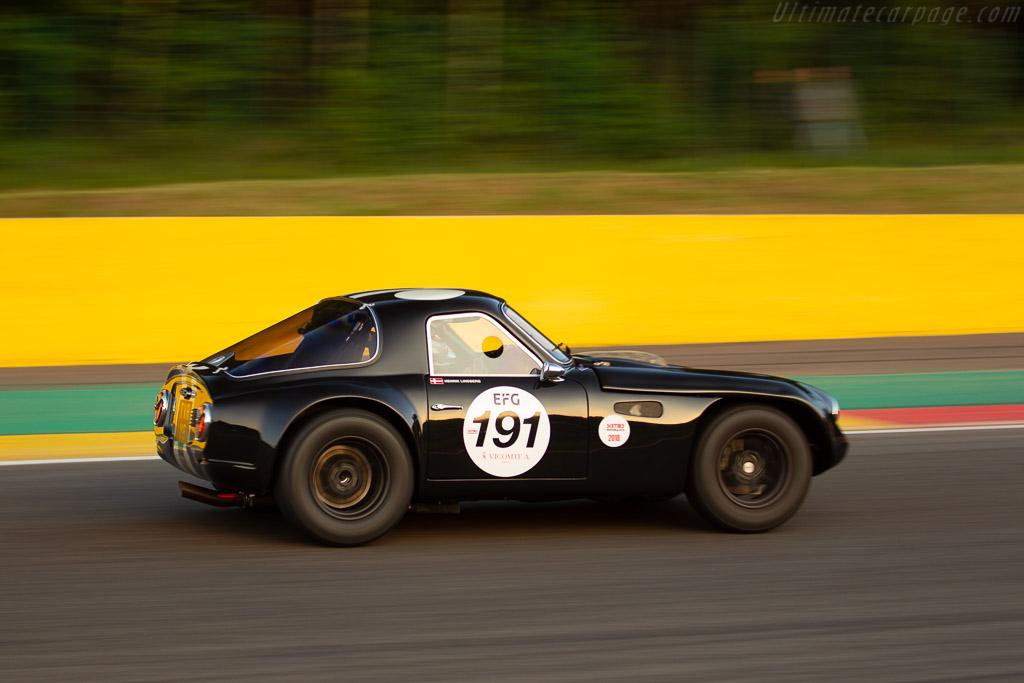 TVR Griffith - Chassis: 200/5091 - Driver: Henrik Lindberg / Paul Knapton - 2018 Spa Classic