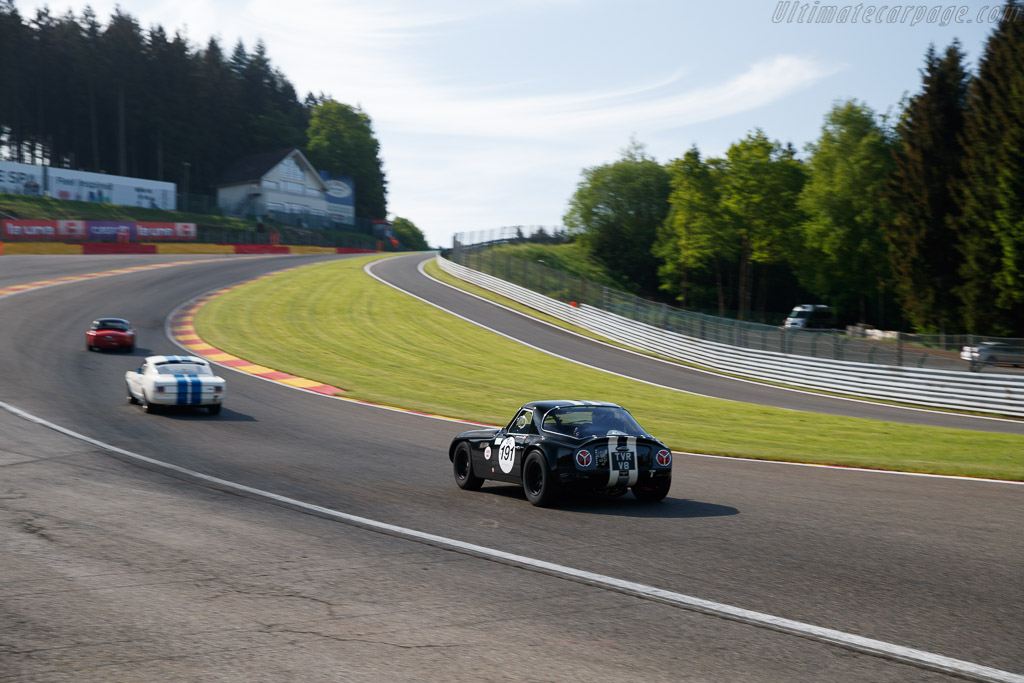 TVR Griffith - Chassis: 200/5091 - Driver: Henrik Lindberg / Paul Knapton  - 2018 Spa Classic